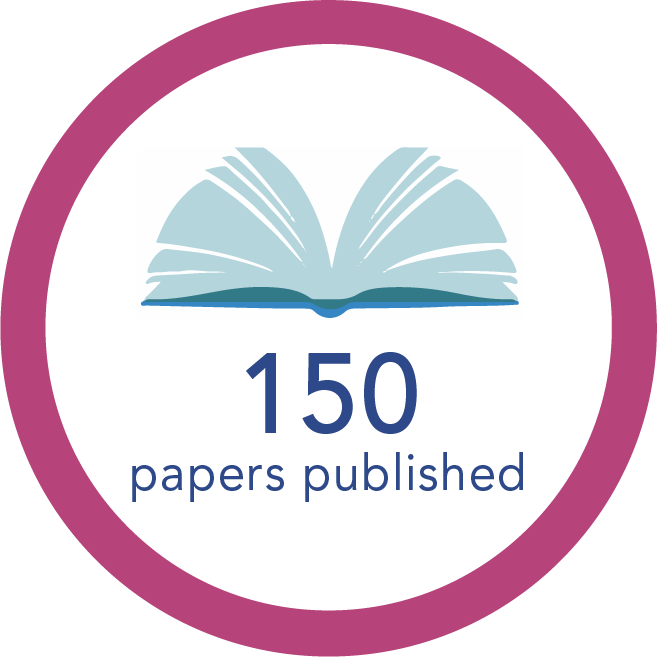 150 papers published for 2016