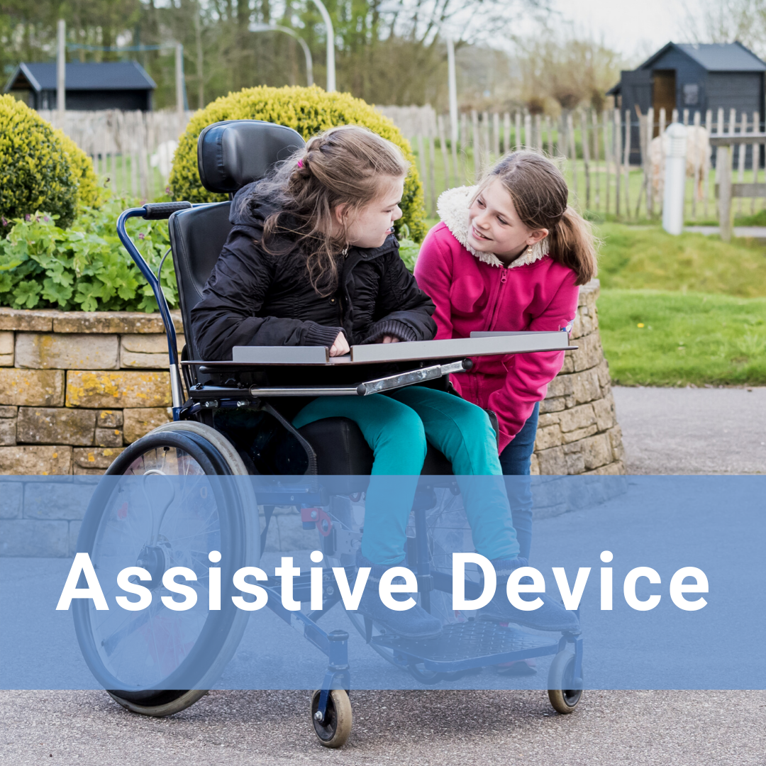 Hover for more information about Tecla-e assistive device