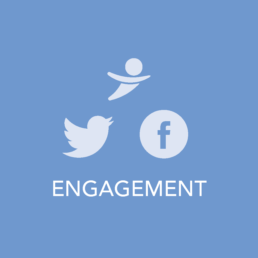 Online engagement for 2019