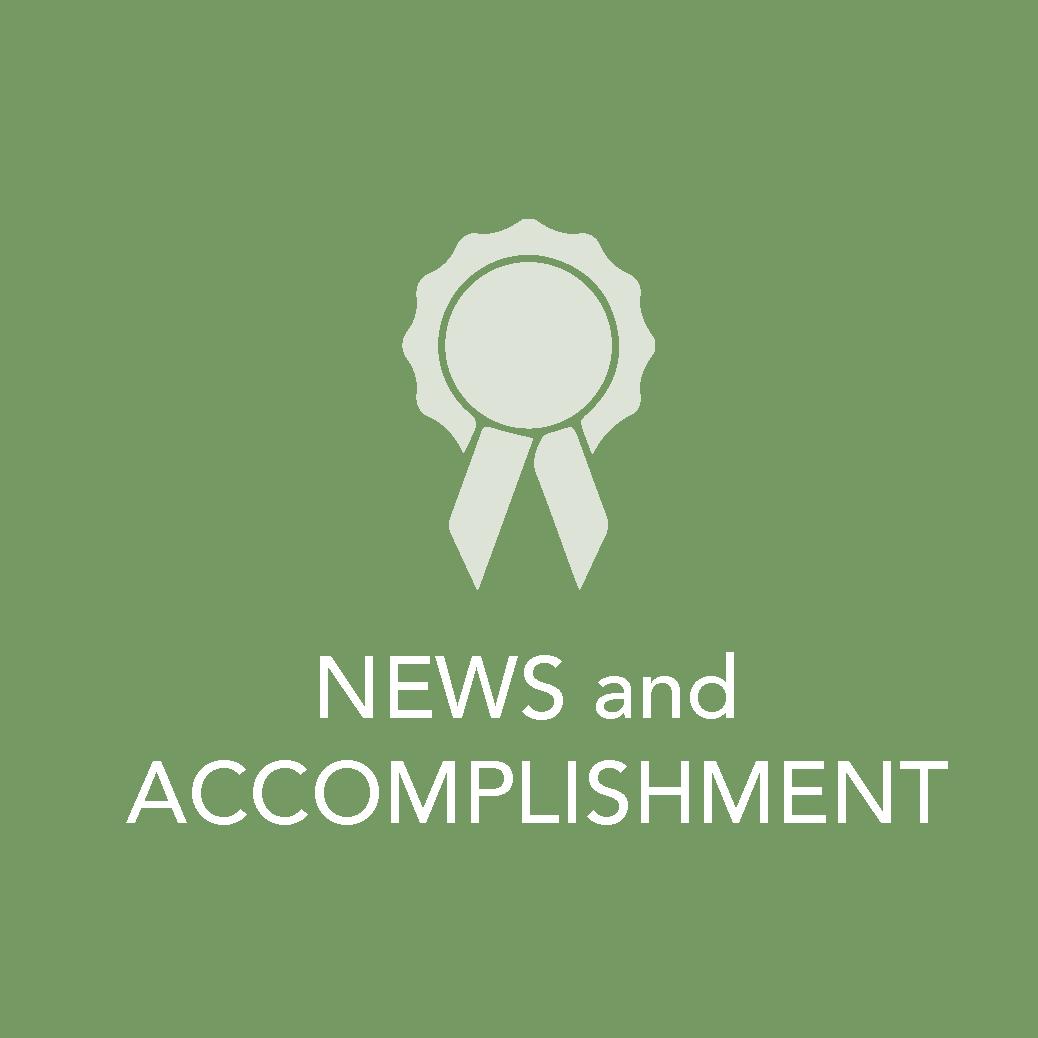 News and accomplishments for 2020