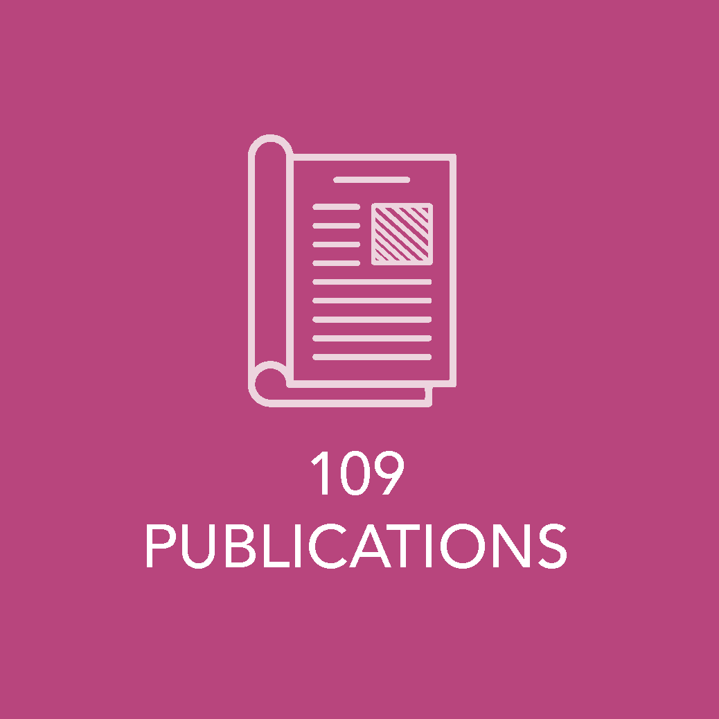 109 Publications for 2019