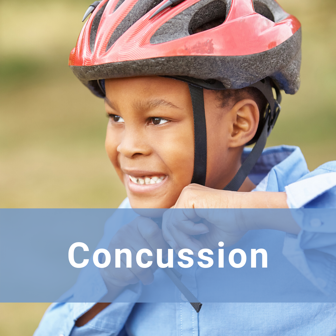 Hover for more information about concussion