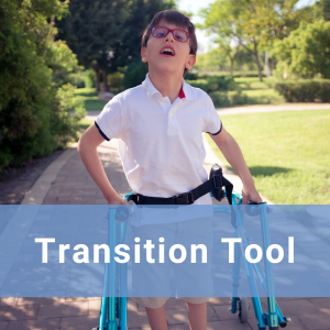 Hover for more information about MyTransition App