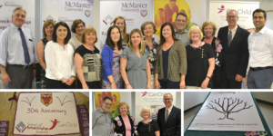 CanChild and School of Rehabilitation Science Anniversary Celebration